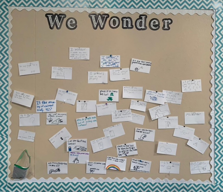 We wonder board